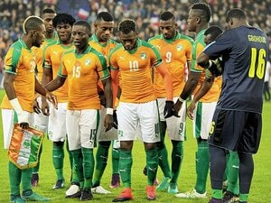 ロシアW杯不出場のアフリカの巨象。コートジボワール代表、崩壊の課程。