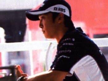 中嶋一貴 15戦分の自信を富士にぶつける。<Number Web> photograph by Mamoru Atsuta(CHRONO GRAPHICS)