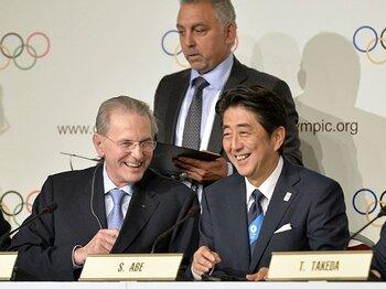 「7年」の間に要求される安心、快適、昭和への決別。~東京五輪開催への課題とは?~<Number Web> photograph by KYODO