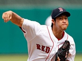 田澤の活躍が球界にもたらす影響とは。<Number Web> photograph by Getty Images/AFLO