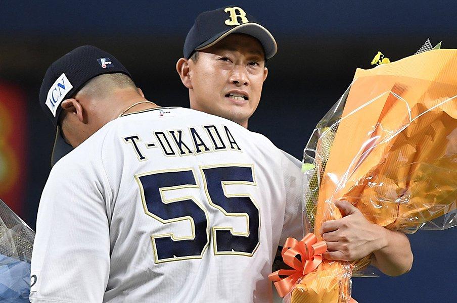 これからオリックスは強くなります。プロ14年、岸田護が後輩に託す夢。<Number Web> photograph by Kyodo News