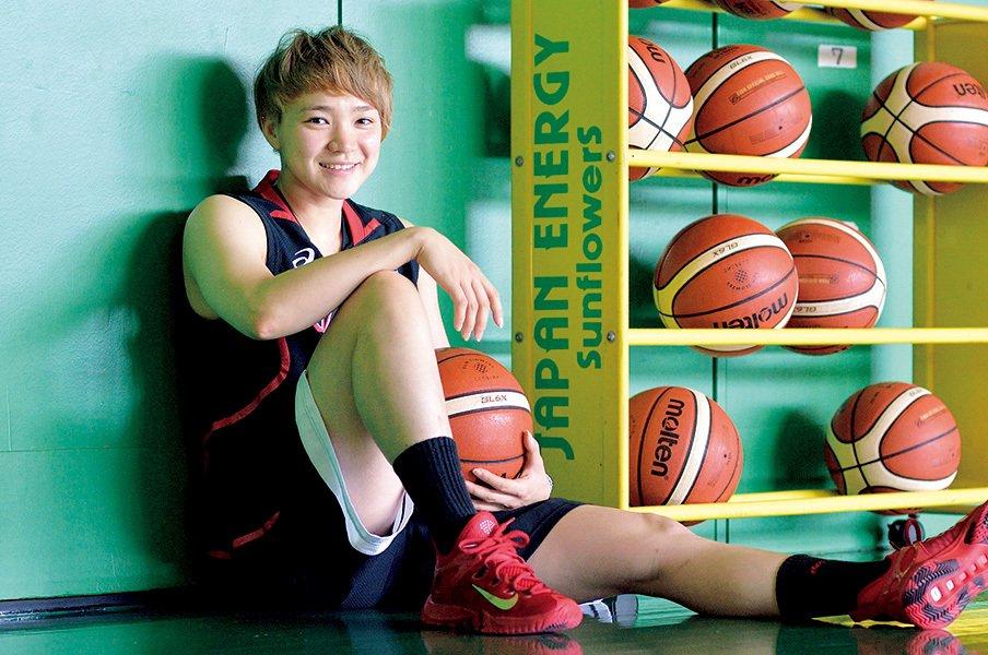 「全ての責任は自分で背負おう」女子バスケ代表・吉田亜沙美の覚悟。<Number Web> photograph by Takashi Shimizu