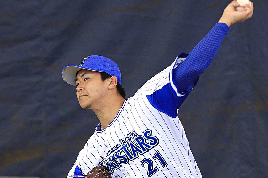 DeNA今永昇太らが米国で得たヒント。「日本人はもっともっと丁寧に」<Number Web> photograph by Kyodo News