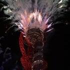 オリンピックパーク内でも花火が。~ロンドン五輪2012~