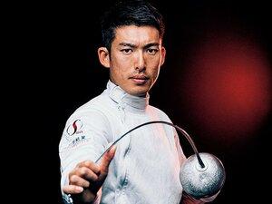 """""""エペの極み""""を求めるフェンサー。見延和靖、東京五輪でまずは金。"""
