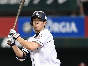 安打記録がかかる打席で四球を選ぶ。西武・秋山翔吾の伝説は今始まった。