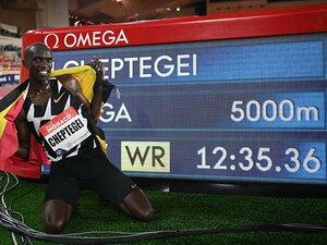 男子5000mの世界新。~チェプテゲイ、16年ぶりの大記録の意味~