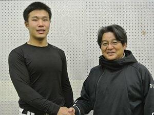 6年連続ドラフト入りの花咲徳栄高校 岩井監督「オヤジ、やっとドラ1を出すことができました」