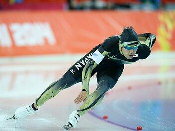 お家芸、男子500mでオランダに完敗。日本のWエースを襲った「想定外」。 <Number Web> photograph by Asami Enomoto/JMPA
