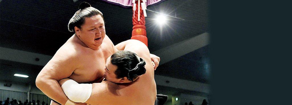 名古屋場所に進退を掛けた旭天鵬と若の里の絆とは。 ~対戦を夢見た「最後の同期生」~