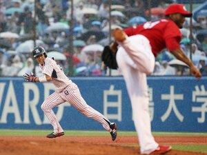 """山田哲人、成功率88.2%で30盗塁。唯一目標に掲げた盗塁の""""緻密さ""""。"""