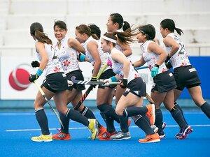 「目指すは金メダル」が帯びる現実味。女子ホッケー・さくらジャパンの現在地。