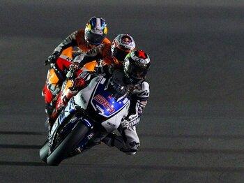 2連覇を狙うホンダは開幕戦でなぜ敗れたか。~今季のモトGPを展望する~<Number Web> photograph by Satoshi Endo