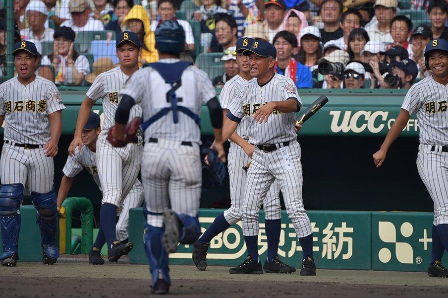 幻のセンバツ出場校監督が挙げた「最も印象に残る教え子」は誰だ?<Number Web> photograph by Hideki Sugiyama