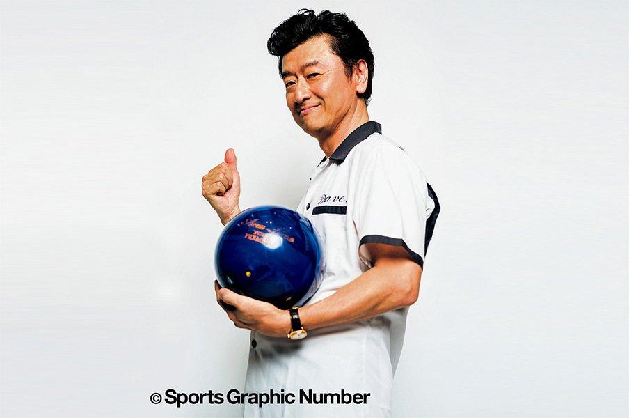 「ボウリングに恩返しがしたい」──。桑田佳祐がNumberの編集長になった理由。<Number Web> photograph by Tadashi Shirasawa