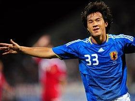 日本代表なのに主役がフォワード!?岡崎の9年ぶり代表ハットトリック。