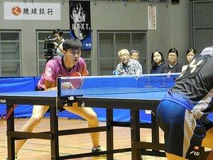 卓球・Tリーグ開幕まで3カ月!琉球アスティーダの凄腕社長に注目。