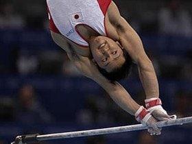 【特別連載 山崎浩子のアテネ日記 第7回】男子体操・種目別鉄棒~喜びと悔しさを胸に。