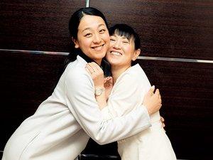 浅田真央&伊藤みどり、特別対談。トリプルアクセルへの思いとバトン。