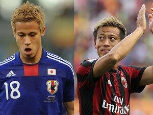 """「敵は自分やと」「サッカーは人生のウォーミングアップ」本田圭佑が賛否両論でも""""あえて""""表現してきたこと【35歳に】"""