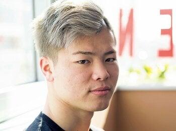 <19歳の神童が語る>那須川天心「僕の力はまだ40%ぐらいです」<Number Web> photograph by Daisaku Nishimiya