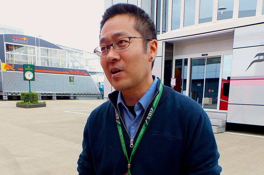 F1チームの急成長には日本人あり?ドライバー不在もエンジニアが活躍。<Number Web> photograph by Masahiro Owari