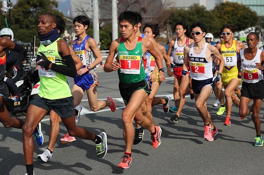 金哲彦が世界陸上の見所を一挙紹介。異例のマラソン男女同日開催の訳は?<Number Web> photograph by AFLO