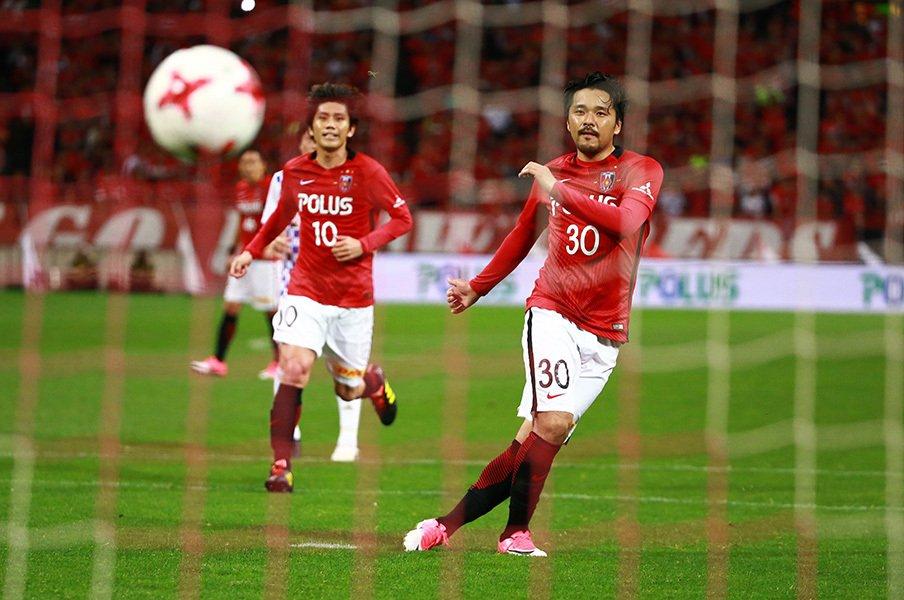 浦和、1試合平均3得点が射程圏!シーズン最多ゴールは'98年の……。<Number Web> photograph by URAWA REDS