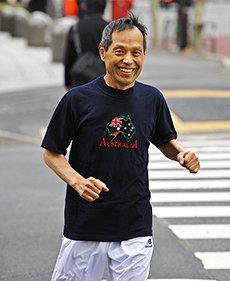 フルマラソン、みんなのマイ・ル...
