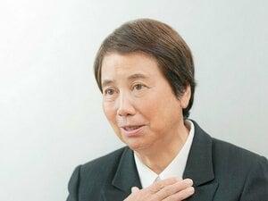「核となる日本人選手が登場してほしい」樋口久子が語る、これからの女子ゴルフ。
