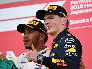 ハミルトン「鈴鹿――最高の響きだ」F1日本GP、ホンダの激走も期待大。