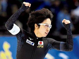 小さくても勝てます。~公称168cmのメジャーリーグMVPと、日本スピードスケートのエース小平奈緒~
