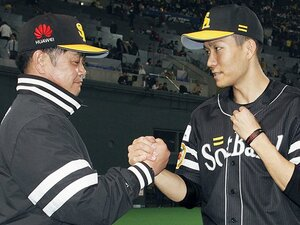 「次も行くぞ!」「勘弁してください」WBCで化けた千賀滉大の精神力。