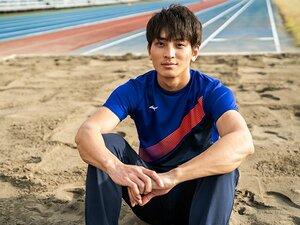 日本の走幅跳の常識を変える男。橋岡優輝「五輪メダルに手が届く」