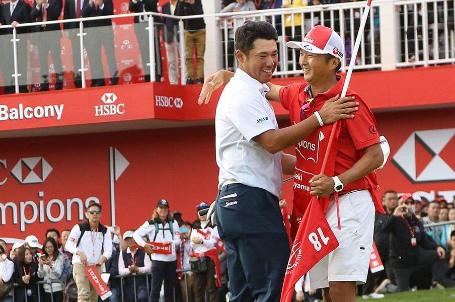 松山英樹、アジア勢初のWGC優勝。AONと違う道で世界ランク6位の意義。<Number Web> photograph by Youichi Katsuragawa