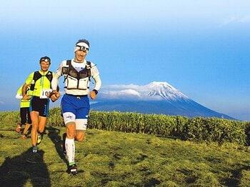 <山で磨く肉体と心> 山を走ること、世界を走ること。~トレイルランナー連続インタビュー~<Number Web> photograph by Sho Fujimaki
