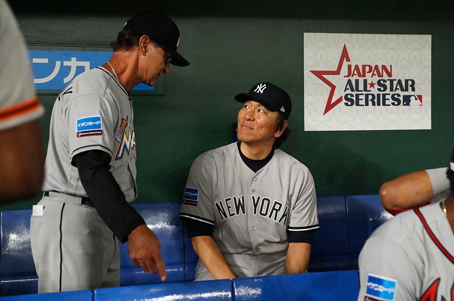 メジャー選抜に大物が皆無でも、日米野球がアメリカで話題な理由。<Number Web> photograph by Getty Images