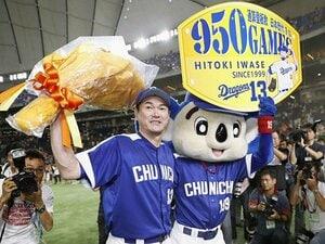 岩瀬仁紀が歩んだ苦難の950登板。見栄とも娯楽とも無縁の野球人生。