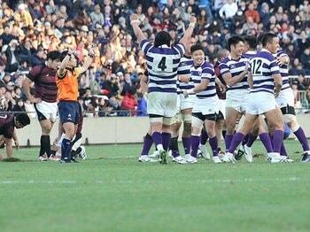 明大ラグビーは今度こそ甦るか。新コーチが語る帝京大との差とは。<Number Web> photograph by Nobuhiko Otomo
