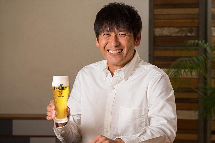 <プレミアム・インタビュー>中田浩二「1日の仕事を振り返りながら飲むビールが最高のご褒美」