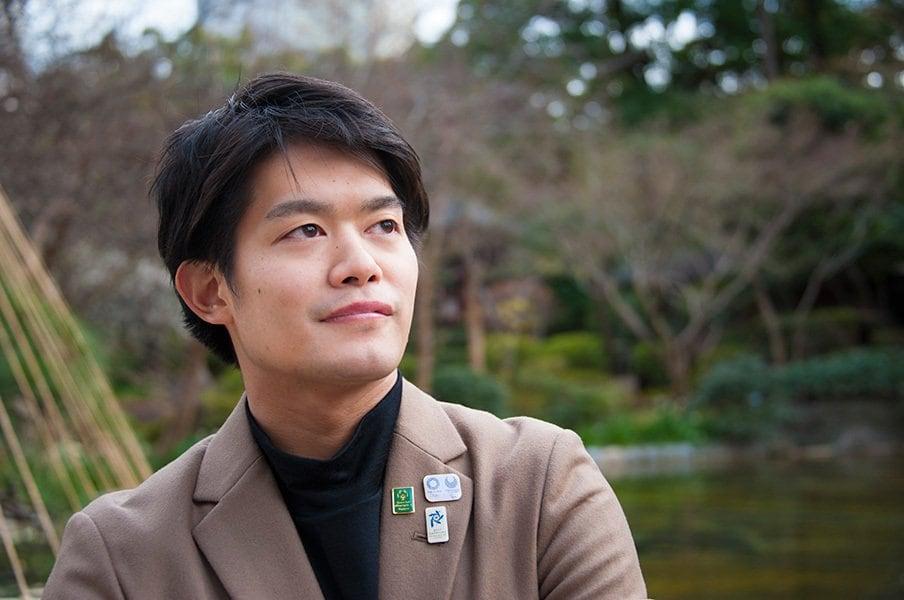 「フィギュアスケートに恩返しを」小塚崇彦が語る、新たな出発の決意。<Number Web> photograph by Shino Seki
