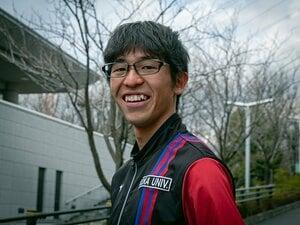 """箱根10区区間新の創価大・嶋津は、「人生で""""モブ""""にはなりたくない」。"""