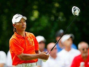 シード権争いは石川遼だけじゃない。米シニアに挑む51歳、井戸木鴻樹。