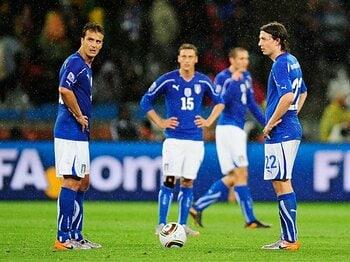 イタリア代表は大胆起用で低支持率を覆せるか。~新世代アズーリを検証する~<Number Web> photograph by Getty Images