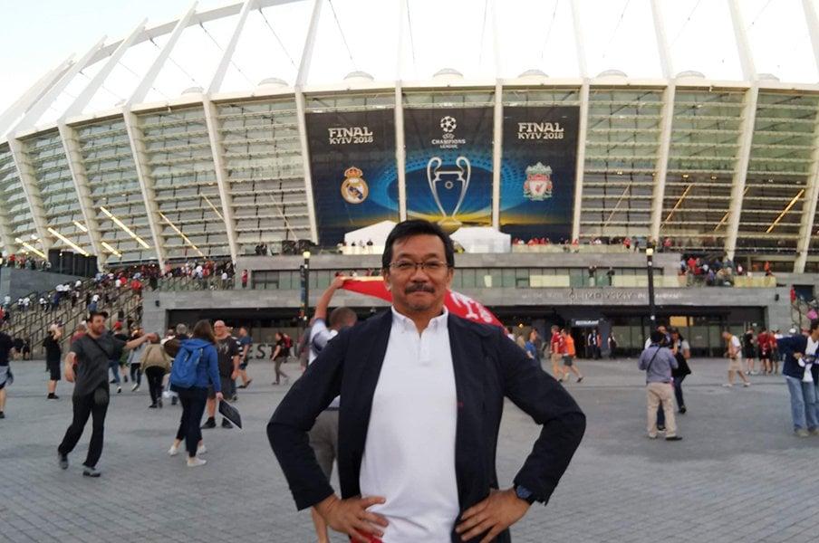 「スーパーサッカー」27年の歴史。なぜMCは徳永英明、加藤浩次に?<Number Web> photograph by TBS Television