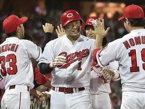 鈴木誠也の打者、人間として凄み。成長の陰に「野球の神様」のお告げ。