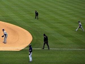 """メジャーのデータ野球が""""新時代""""に!極端な「シフト守備」が全米に浸透。"""