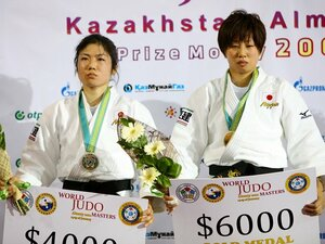 """柔道52kg級・西田優香が過酷な""""連戦""""を選んだ理由。~中村美里と五輪出場をかけて~"""