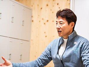 北京パラを目指す高田千明が妊娠……。当時の心境と状況を松岡修造が訊く。