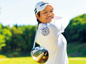 <ゴルフ期待の星・独占インタビュー>野村敏京「もちろん、金メダルが目標です」